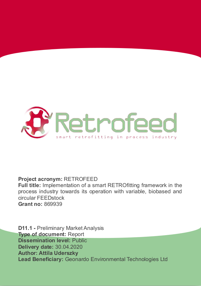 RETROFEED_11.1_Preliminary_Market_Analysis